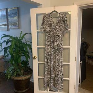 NWT - Lilly Pulitzer Parigi Maxi Dress